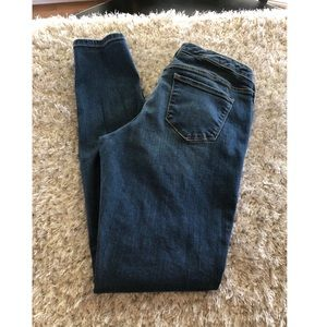 Mossimo Low Rise Skinny Jeans Size 14 Long